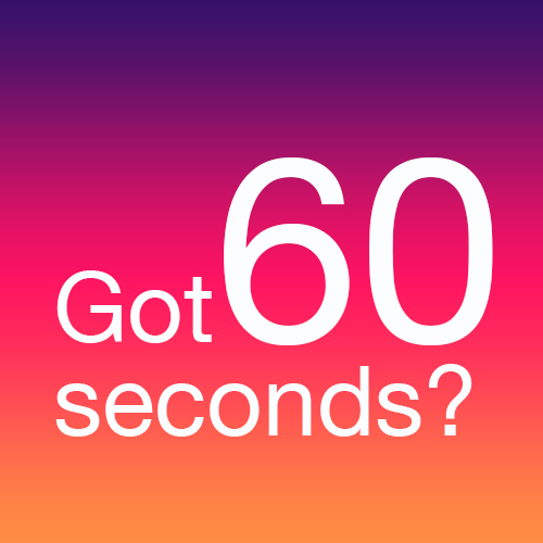 got-60-seconds