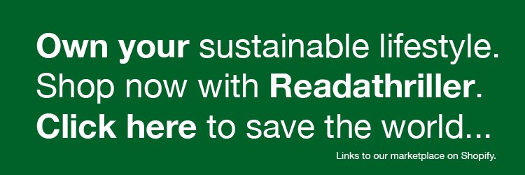 Readathriller-marketplace-shopify-save-the-planet