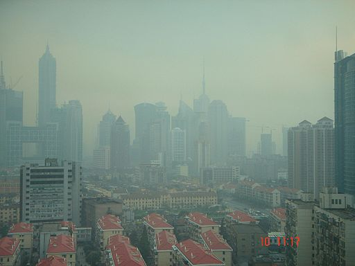 solutions-to-climate-change-shanghai-smog